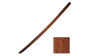 Bokken standard, sabre en bois, 102 cm - Chêne Rouge Taiwan