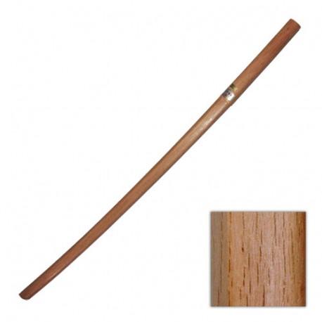 Bokken supérieur, sabre en bois, 102 cm - Chêne Rouge JAPON