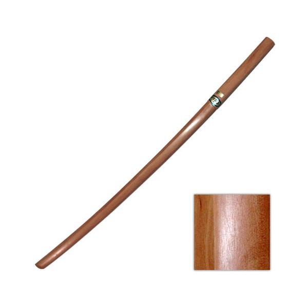 Bokken haute qualité, sabre en bois, 102 cm - Isu No Ki JAPON