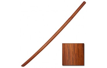 Bokken standard, sabre bois, 102cm - Chêne Rouge Taiwan qualité Japon