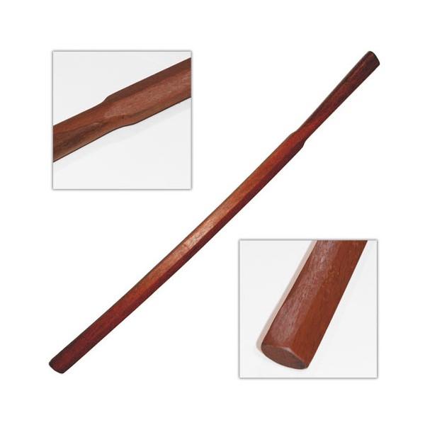 Bokken Shuborito, sabre de musculation, 114cm - Chêne Rouge Taiwan