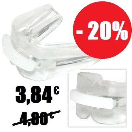 Protège dents double, taille Senior + boîte