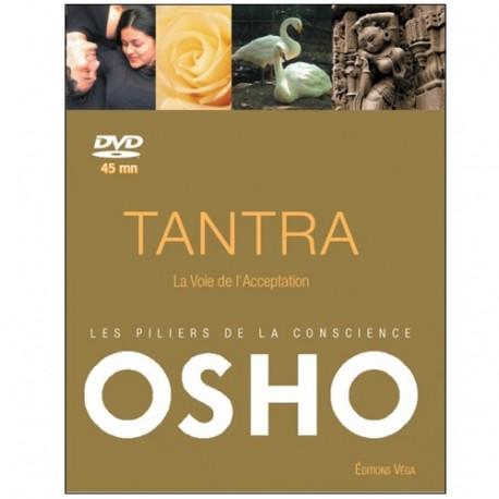 Tantra la voie de l'acceptation (DVD inclus) - Osho