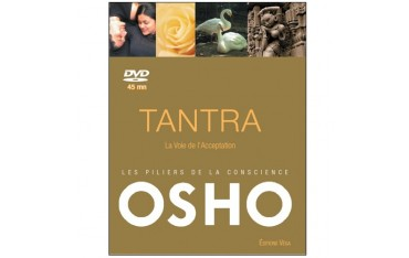 Tantra, la voie de l'acceptation (DVD inclus) - Osho
