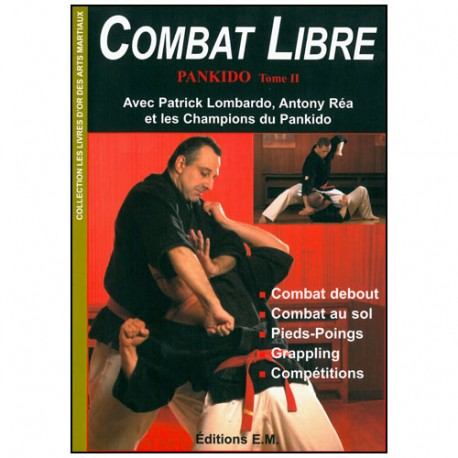 Combat libre Pankido Vol.2 - Lombardo
