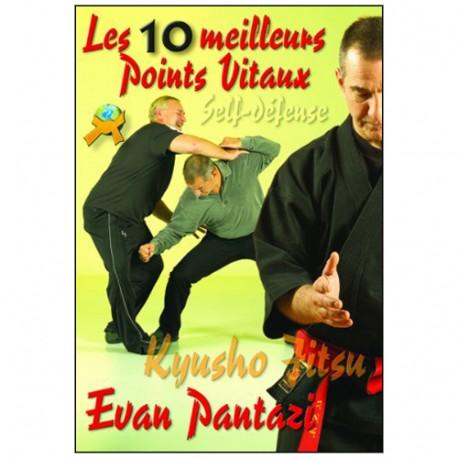 Kyusho Jitsu, les 10 meilleurs points vitaux - E Pantazi