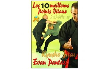 Kyusho Jitsu, les 10 meilleurs points vitaux, self-défense - Evan Pantazi