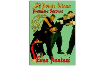 Kyusho Jitsu, points vitaux, premiers secours - Evan Pantazi