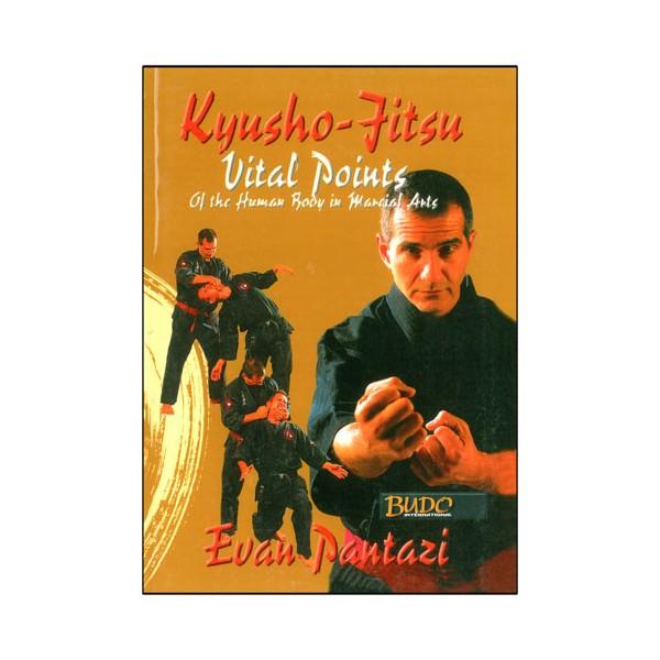 Kyusho-Jitsu, vital points (anglais) - Evan Pantazi