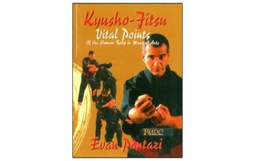 Kyusho-Jitsu, vital points of the human body in martial arts - Evan Pantazi (livre en anglais)