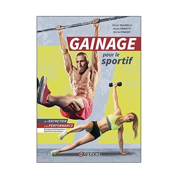 Gainage pour le sportif - Maurelli / Parietti / Pradet