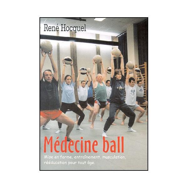 Médecine Ball, mise en forme, entraînement, musculation - Hocquel