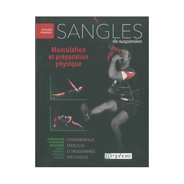 Sangles de suspension Musculation et préparation physique - Pourcelot