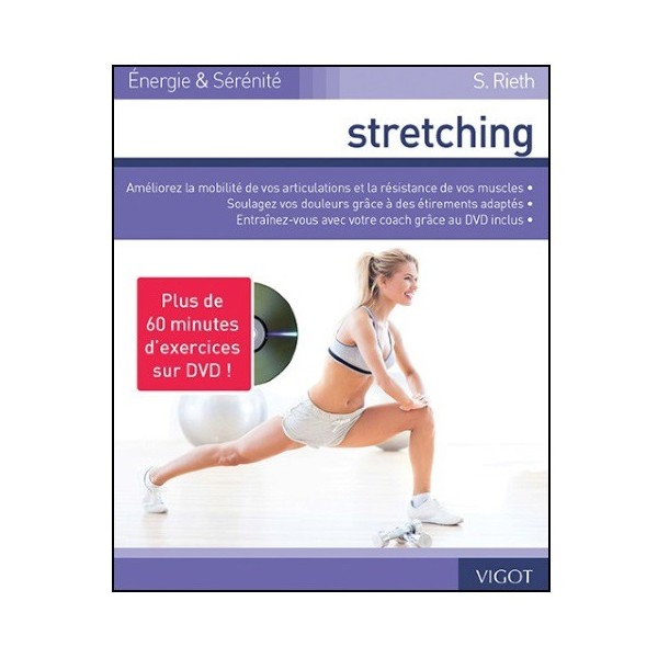 Stretching (+dvd) - S Reith