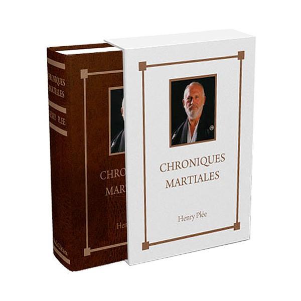 Chroniques martiales (édition de luxe) - Henry Plée