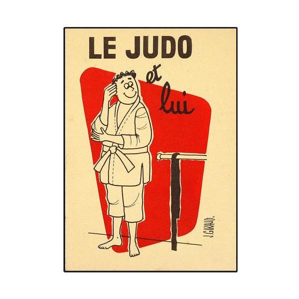 Le Judo et lui (roman) - Dorcino
