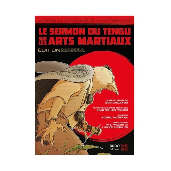 Le sermon du Tengu sur les arts martiaux - Chozanshi / Wilson (Manga)
