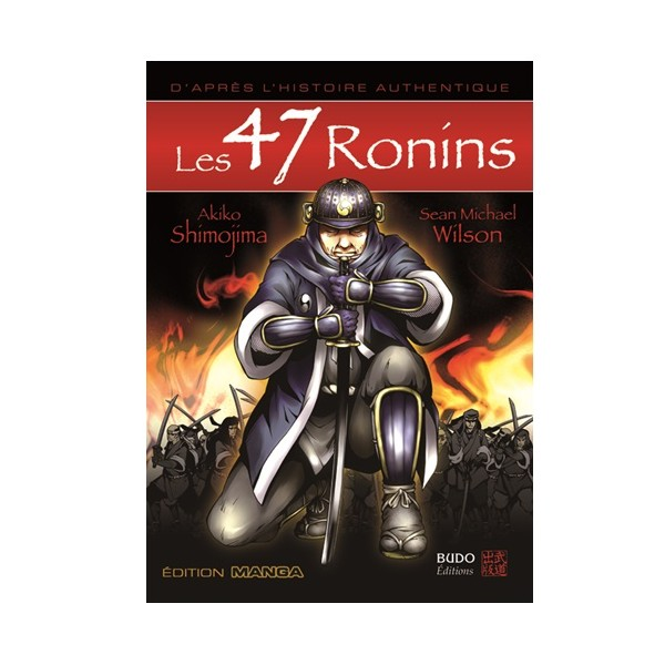 Les 47 Ronins (manga) - Akiko Shimojima/Sean Michael Wilson