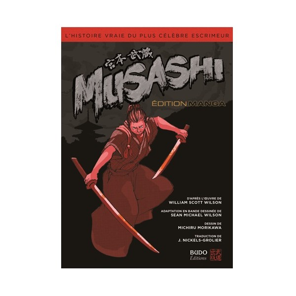 Musashi (manga) - William Scott Wilson