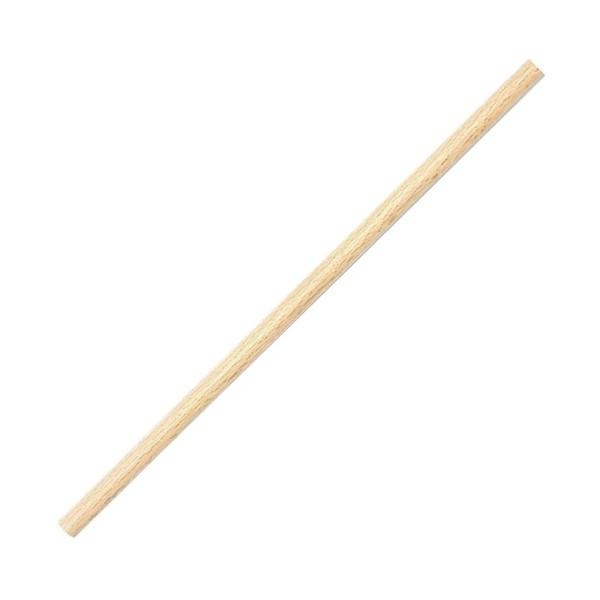 HANBO, bâton 91 cm (diam. 2.5 cm) - Chêne Blanc JAPON
