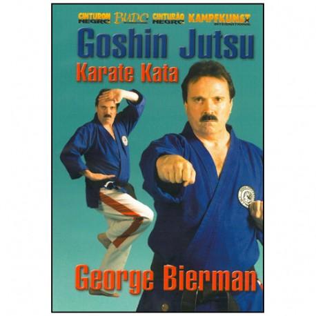 Goshin Jutsu karate kata - Bierman
