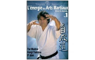Jisei Do, l'énergie des Arts Martiaux Vol.1 - K. Tokitsu