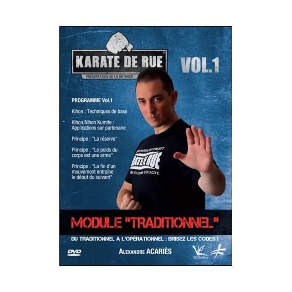 Karate de rue Vol.1 - Alexandre Acariès