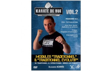 Karate de rue Vol.2 - Alexandre Acariès