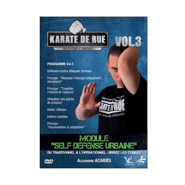 Karate de rue Vol.3 - Alexandre Acariès
