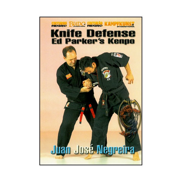 Knife Defense Ed Parkers's Kenpo - Juan José Negreira