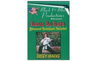 Basic Bo kata, advanced techniques - Casey Marks