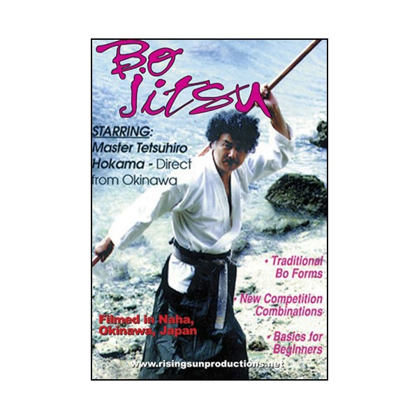 Bo Jitsu Hokama