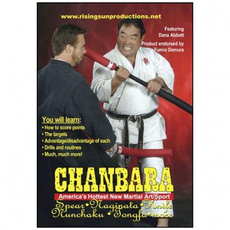 Chanbara-Spear, Naginata, Knife, Bo and more - Demura
