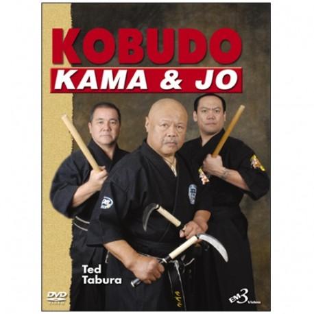 Kobudo Kama & Jo - Ted Tabura