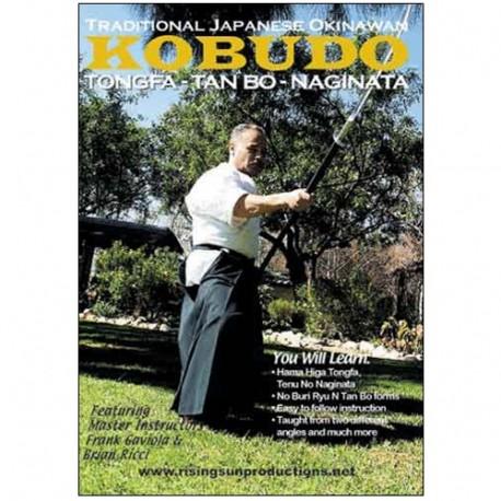 Kobudo Tongfa-Tan Bo-Naginata - Ricci & Gaviola (angl)