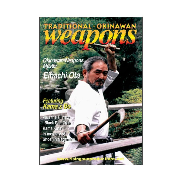 Kobudo,Traditional Okinawan Weapons - Ota