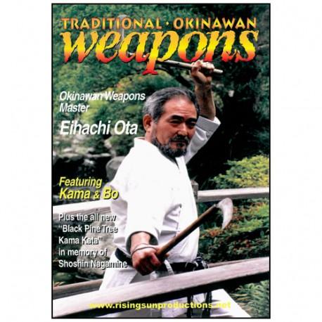Kobudo,Traditional Okinawan Weapons - Ota