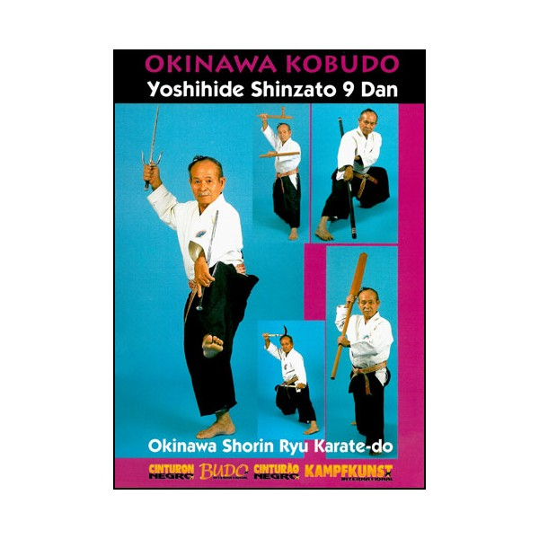 Okinawa Kobudo, Okinawa Shorin Ryu Karate-Do - Yoshihide Shinzato