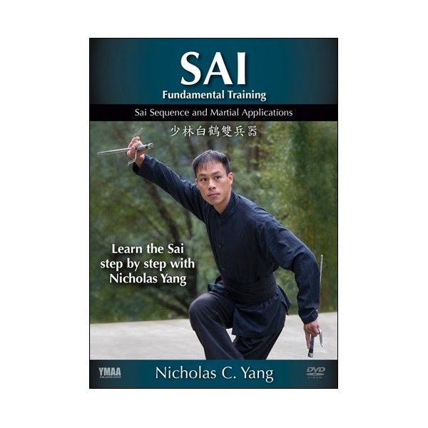 Sai fundamental training learn step by step - Nicholas C.Yang (angl)