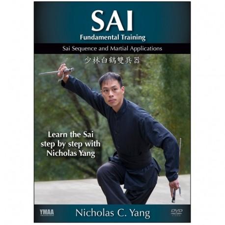 Sai fundamental training learn step by step - Nicholas C.Yang (angl)