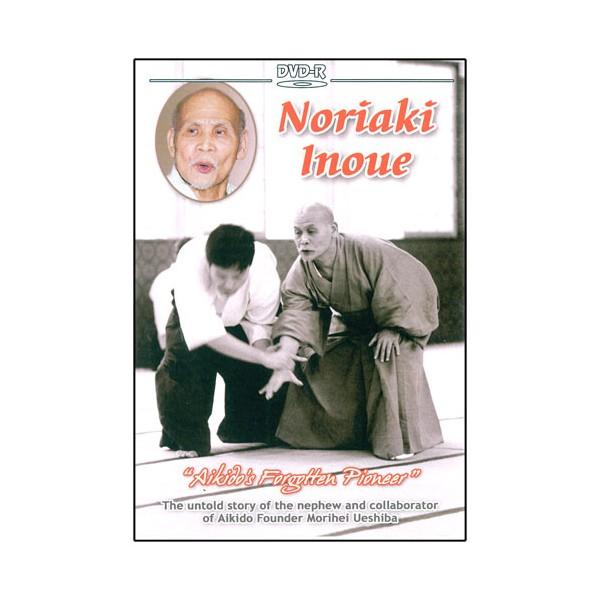 """Noriaki Inoue """"Aikido forgotten Pioneer""""  (français & anglais)"""