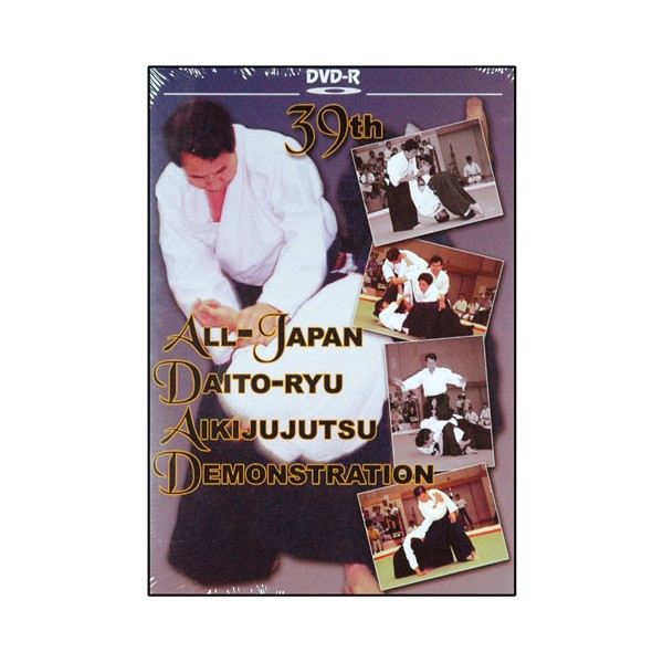 39th All-Japon Daito-Ryu Aikijujutsu Demonstration