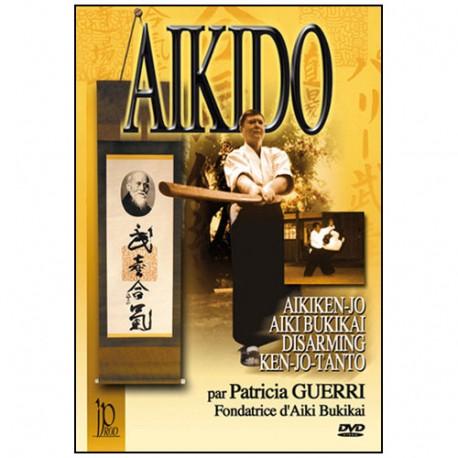 Aikido, Aikiken & Jo - Patricia Guerri