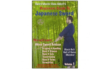 Beginners guide to Bokken Wooden Sword Vol.1 - Dana Abbott (angl)