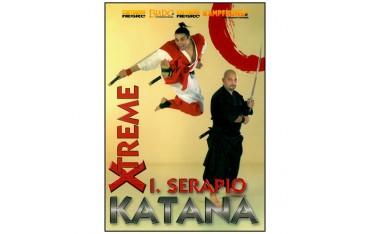 Extreme Katana, techniques de démonstration - Ignacio Serapio