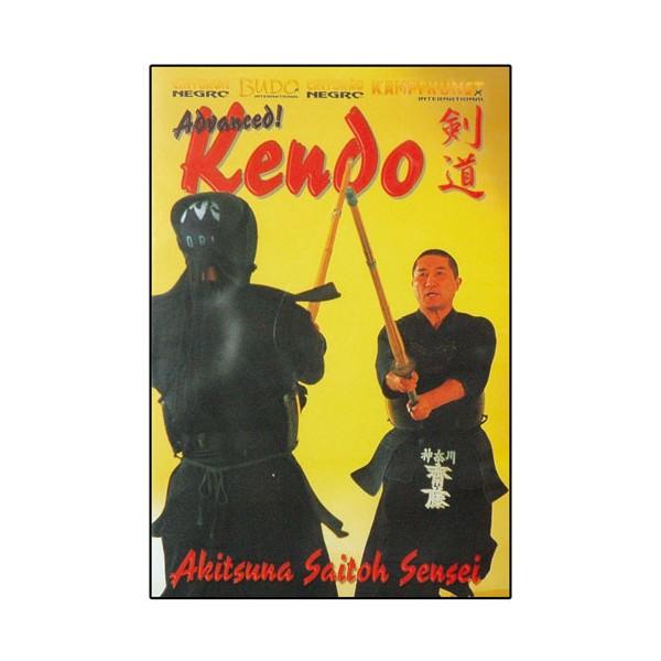 Advanced Kendo - Akitsuna Saitoh