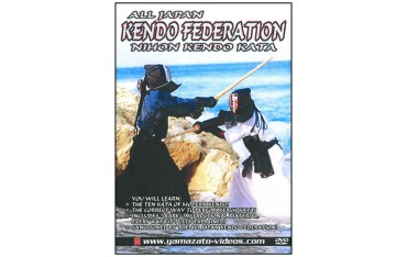 All Japan Kendo Federation, Nihon Kendo kata (Anglais)