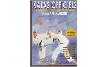 Katas officiels, Karaté-Do Shotokan & leurs applications - Jean-Pierre Fischer