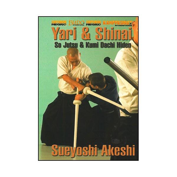 Iaido vol.6, Yari & Shinai  - Sueyoshi Akeshi