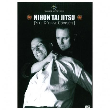 Nihon Tai Jitsu : Self Défense complète - P Galais